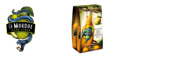 La Mordue Hard Cider