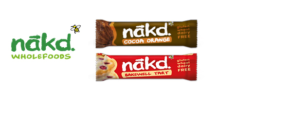Nakd Fruit & Nut Bars