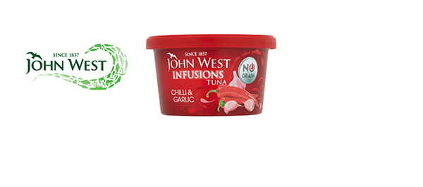 John West Tuna & Salmon Infusions