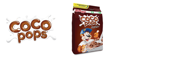 Coco Pops de Kellogg's