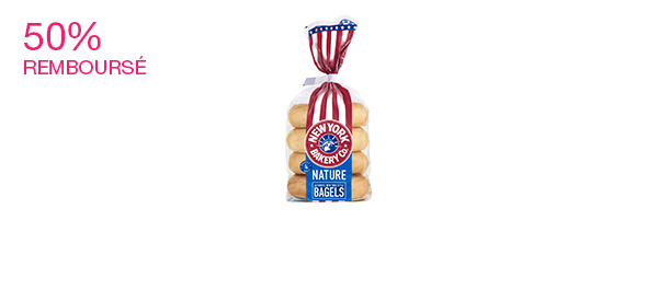 4 Bagels Nature