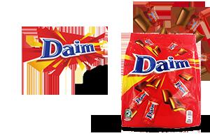 Daim Chocolat