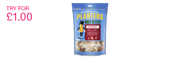 Planters Protein Nut Mix