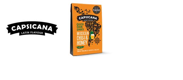 Capsicana Cook Sauces