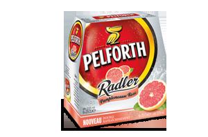 Pelforth Radler Pamplemousse Rose