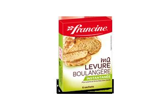 Les Levures Francine