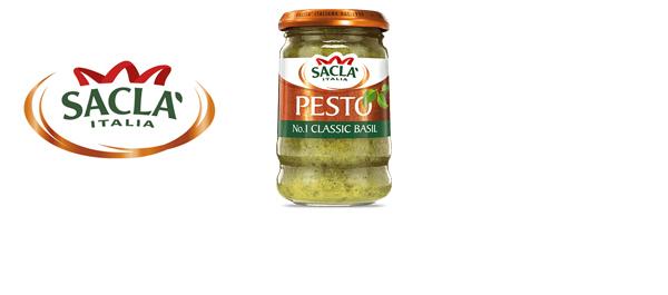 Sacla' Pesto