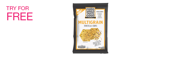 Multigrain Tortilla Chips
