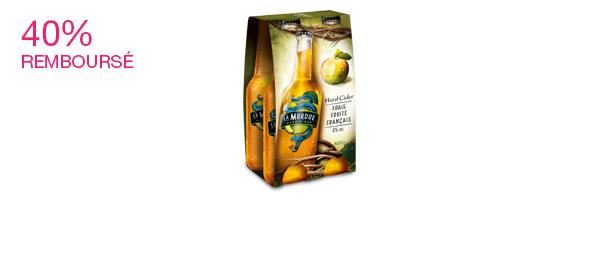 Hard Cider La Mordue Original