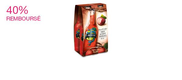 Hard Cider La Mordue Rouge