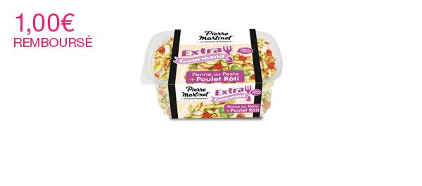 Les Salades extra gourmand