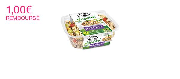 Les salades végétales «Autres»