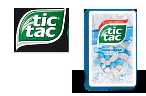 Tic Tac Frisson Arctique