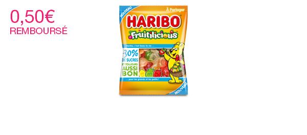 HARIBO® Fruitilicious 175g