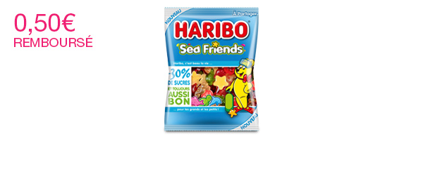 HARIBO® Sea Friends 175g
