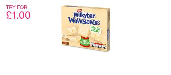 Milkybar® Wowsomes®