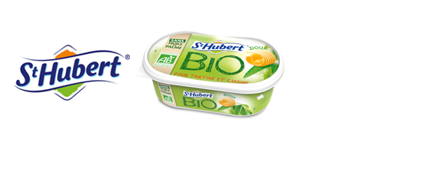St Hubert Bio® sans huile de palme