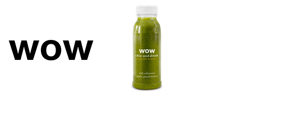 WOW Chia Seed Drinks