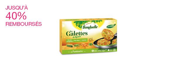 Les Galettes de Légumes
