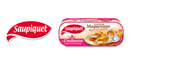 Les Filets de MaquereauxSaupiquet