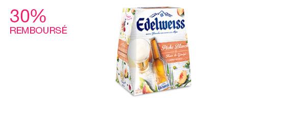 Edelweiss Pêche et Fleur de Génépi