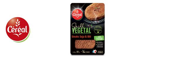 Grill Végétal - Céréal
