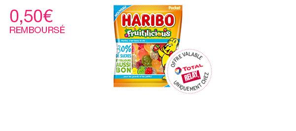 HARIBO® Fruitilicious 100g