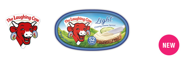 The Laughing Cow® Tubs
