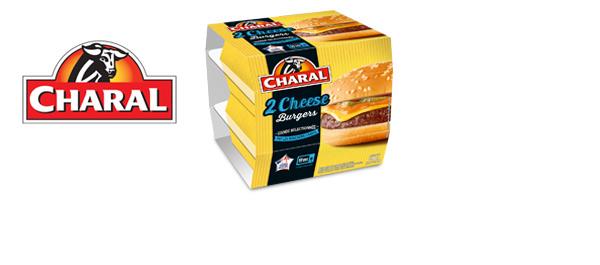 Les Burgers et Hot-Dogs frais Charal