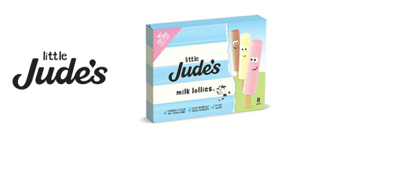 Little Jude's Milk Lollies