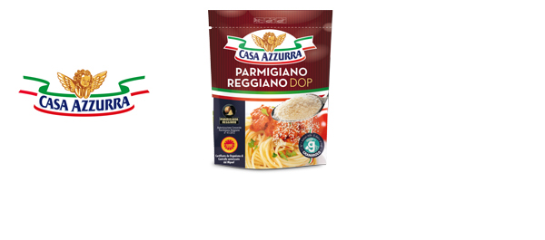 Parmigiano Reggiano geraspt 60g