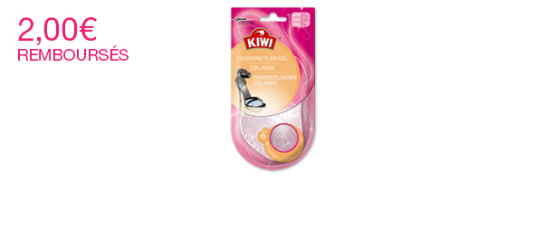 Kiwi® Coussinets en Gel