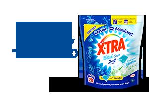 X-TRA Total Caps 2en1