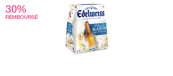 Edelweiss L'Originale Blanche