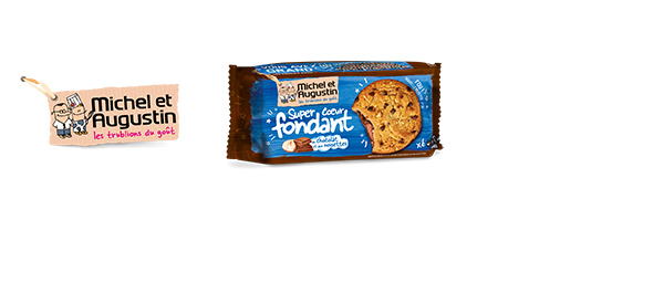 Nos incroyables biscuits sucrés
