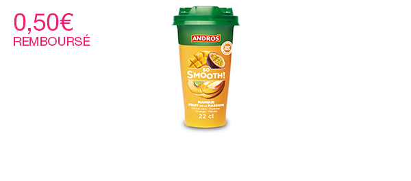 Les Smoothies Andros