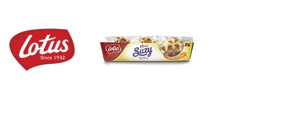 Suzy Mini Wafels