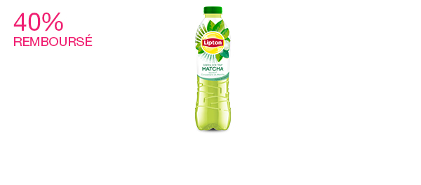 Lipton Green Ice Tea Matcha
