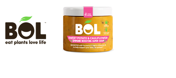 Boost your day with BOL Super Soups