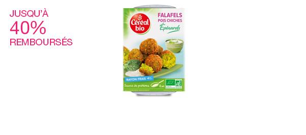 Les falafels