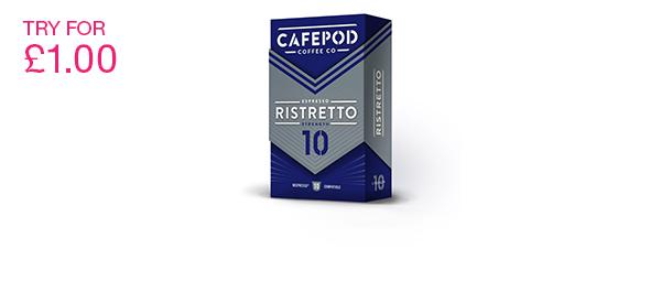 CafePod Ristretto