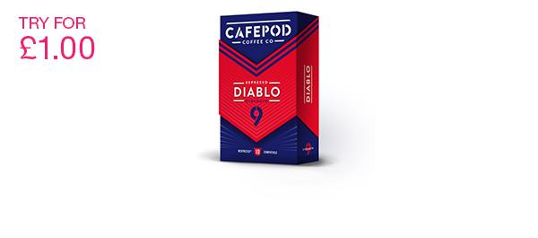 CafePod Diablo