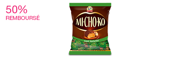 Michoko goût noisette