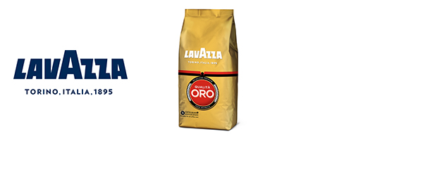 Les cafés Grains Lavazza