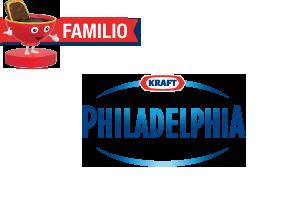 Philadelphia  avec Milka