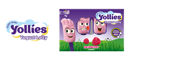 Yollies Yogurt Lollies