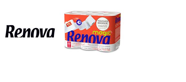 Renova Magic 4D