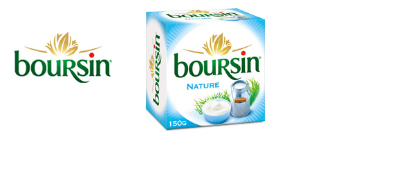 Boursin fromage
