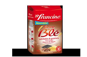 Farine de Blé Céréales & Graines