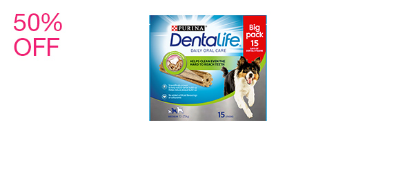 Dentalife - bigger pack